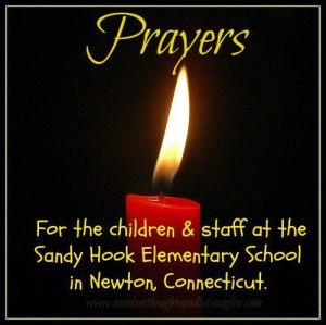 Sandy Hook-Candle