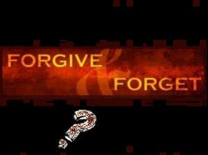 Forgive and Forget 2
