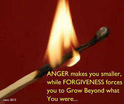 Anger vs Forgiveness