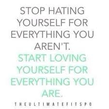 Stop Hating