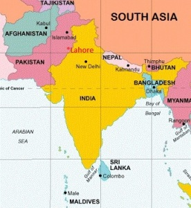South Asia 3