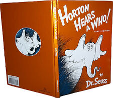 Horton Hears a Who teaches kids about self-worth.